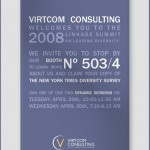 Creative Direction & Design of Print Collateral for Diversity Consulting Firm