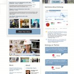 Intranet Redesign & Project Management for Energy Company