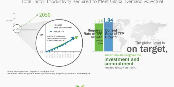 2012 Annual Report Infographic Design