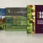 Creative Direction & Design of Agricultural Nonprofit's Annual Reports