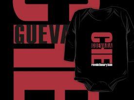 """Che Guevara: Revolutionary Icon"" Baby Onesie (Long Sleeve)"
