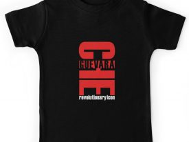 """Che Guevara: Revolutionary Icon"" Kid's T-Shirt"