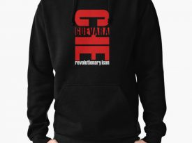 """Che Guevara: Revolutionary Icon"" Pullover Hoodies"