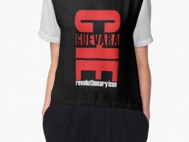 """Che Guevara: Revolutionary Icon"" Women's Chiffon Top"