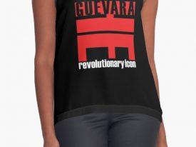 """Che Guevara: Revolutionary Icon"" Women's Contrast Tank"