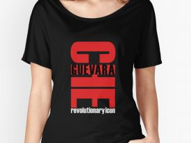 """""""Che Guevara: Revolutionary Icon"""" Women's Relaxed Fit T-Shirt"""