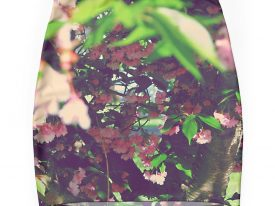 """Evidence of Spring"" Mini Skirt"