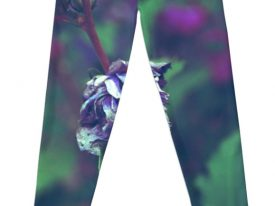 """In My Father's Garden II"" Leggings"
