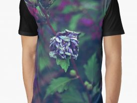 """In My Father's Garden II"" Men's Graphic T-Shirt"