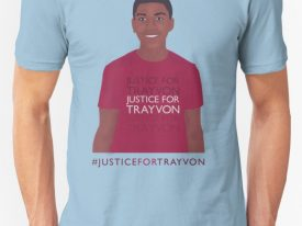 """Justice For Trayvon"" Unisex T-Shirt"