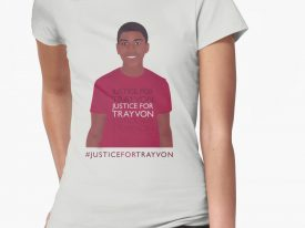 """Justice For Trayvon"" Women's T-Shirt"