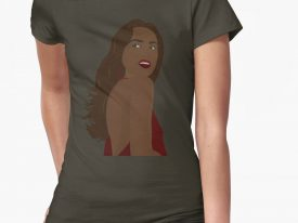 """Pure Elegance"" Women's T-Shirt"