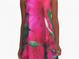 """Bloom"" A-Line Dress"