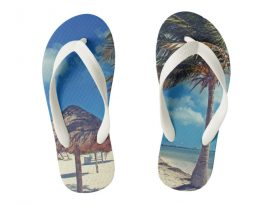 """Cancún"" Flip Flops (Kid's)"