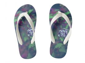 """In My Father's Garden II"" Flip Flops (Kid's)"