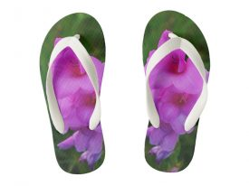 """In My Father's Garden IV"" Flip Flops (Kid's)"