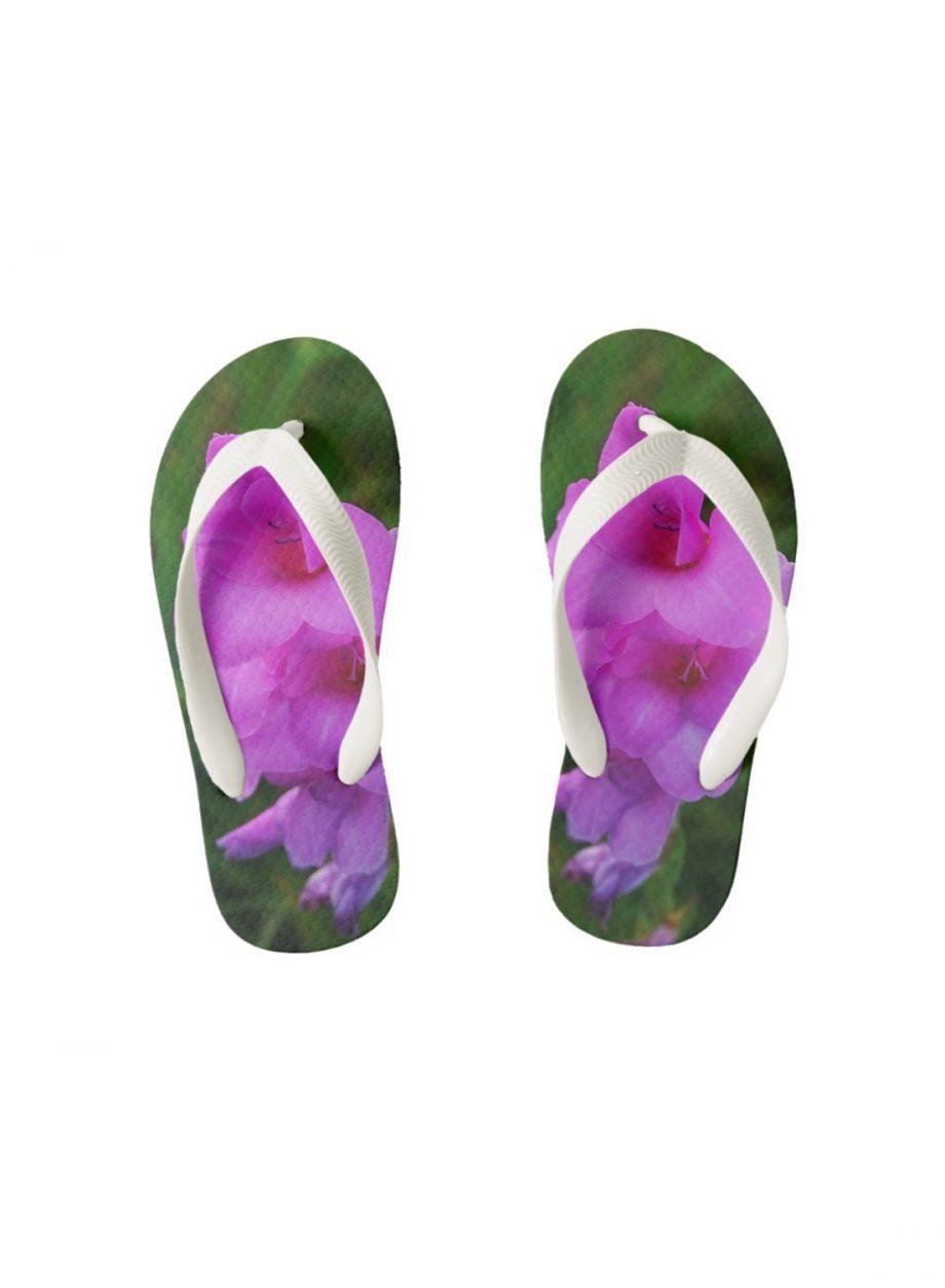 In My Father's Garden IV - Flip Flops (Kids) - Main