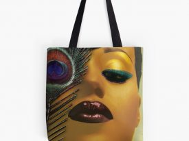 """Kerry"" Tote Bags"