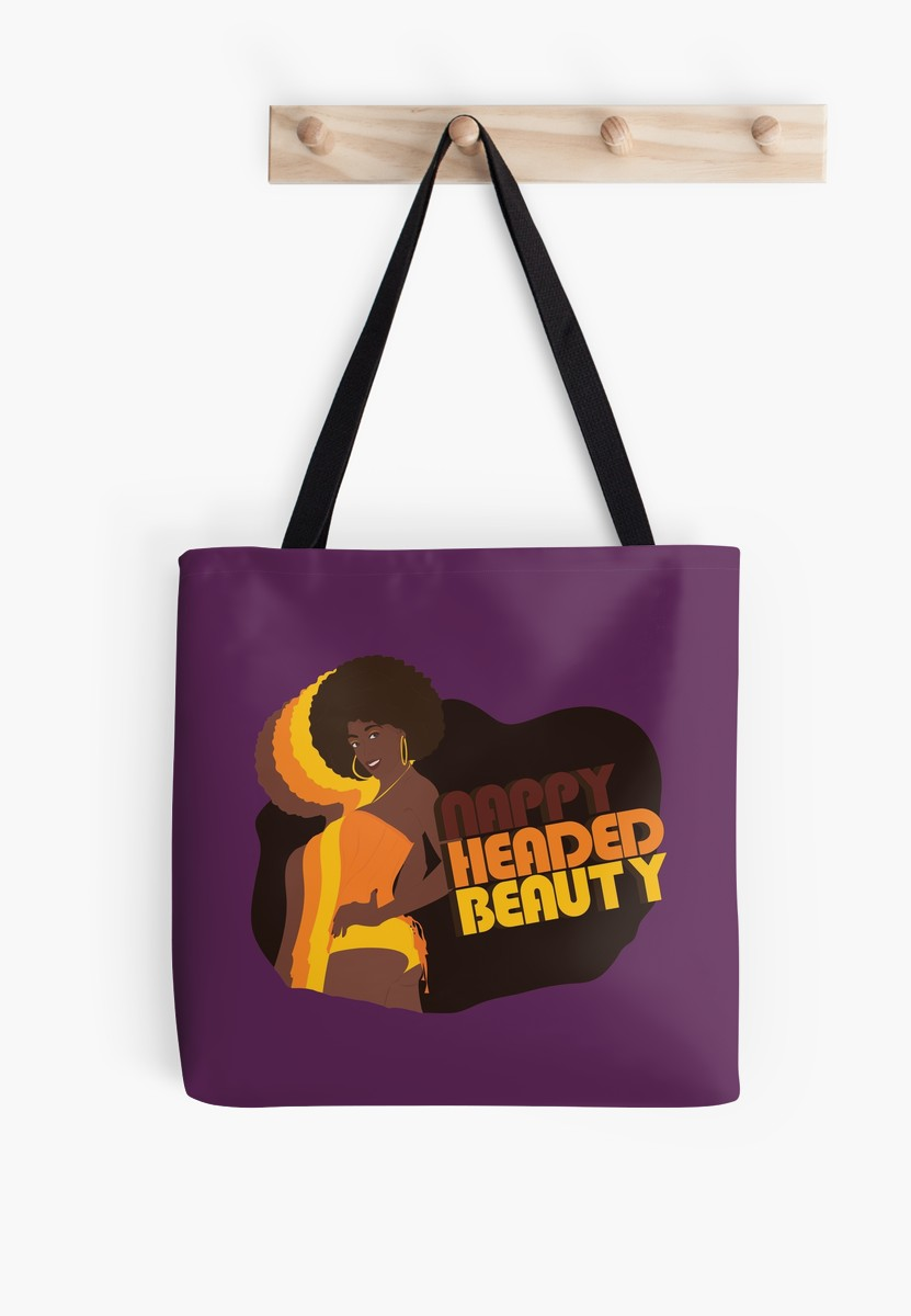 Nappy Headed Beauty - Totes (Medium)