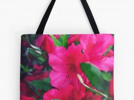 """Bloom"" Tote Bags"