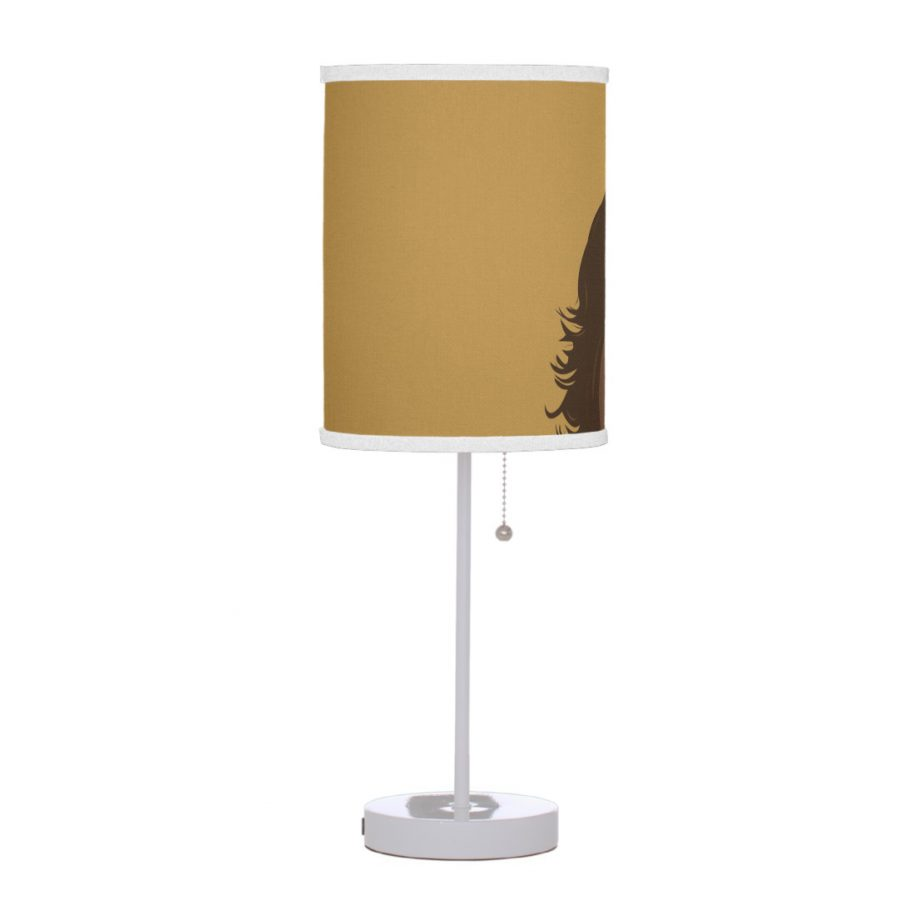 Pure Elegance - Table Lamps (Left)